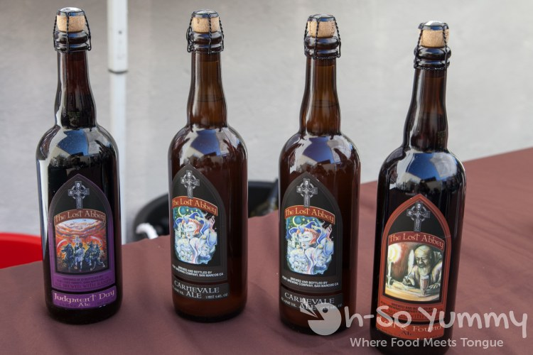 The Wedge Escondido 2014 - judgement day, carnevale, lost and found ale from The Lost Abbey