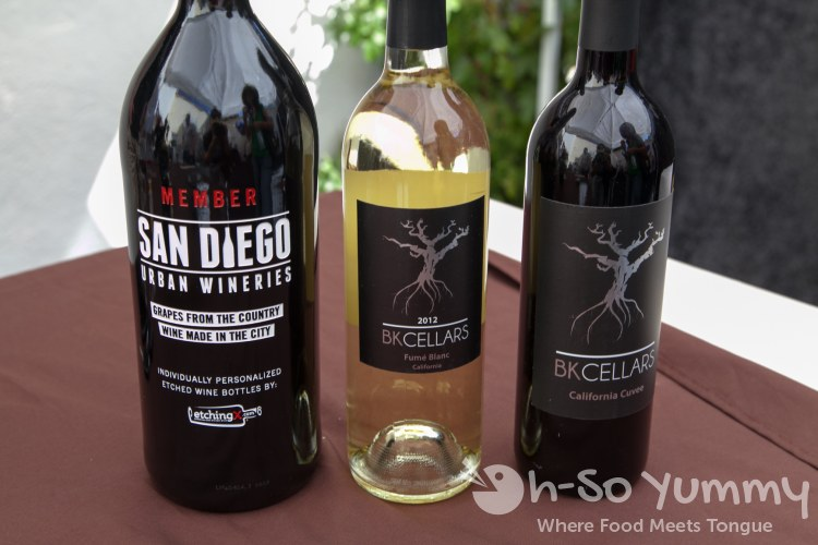 The Wedge Escondido 2014 - california cuvee and fume blanc from BK Sellers