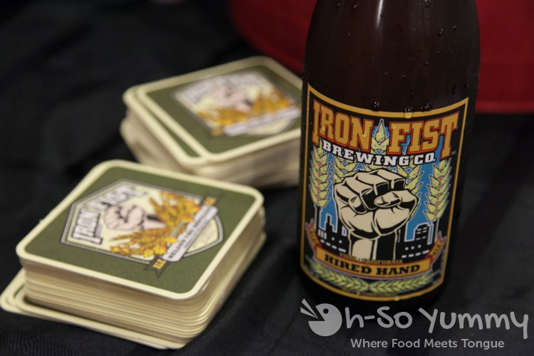 The Wedge Escondido 2014 - hired hand from Iron Fist Brewing Co.