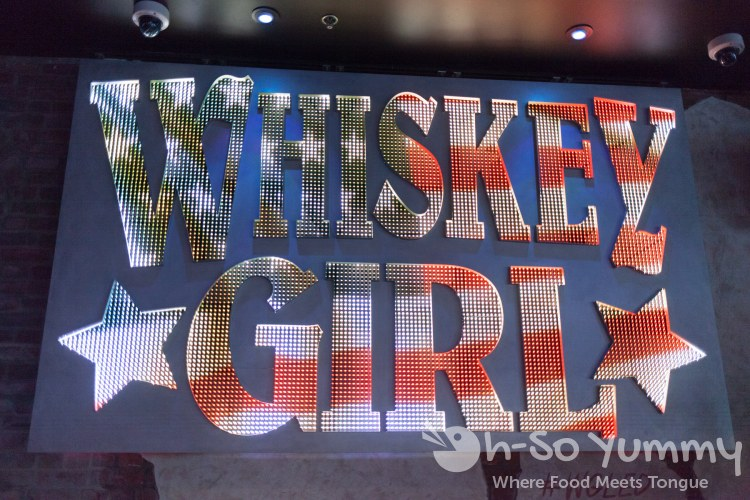 All American Whiskey Girl San Diego
