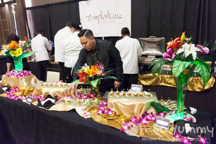 temptations station at the 10th annual wine festival at pechanga