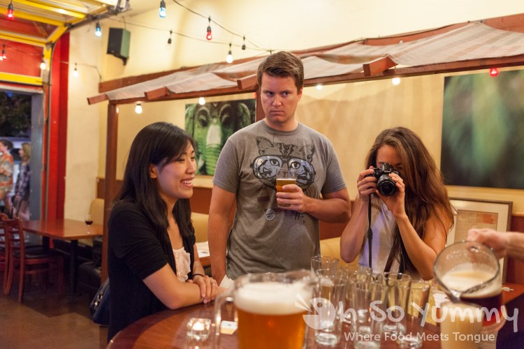 beer photos at World Curry in Pacific Beach San Diego
