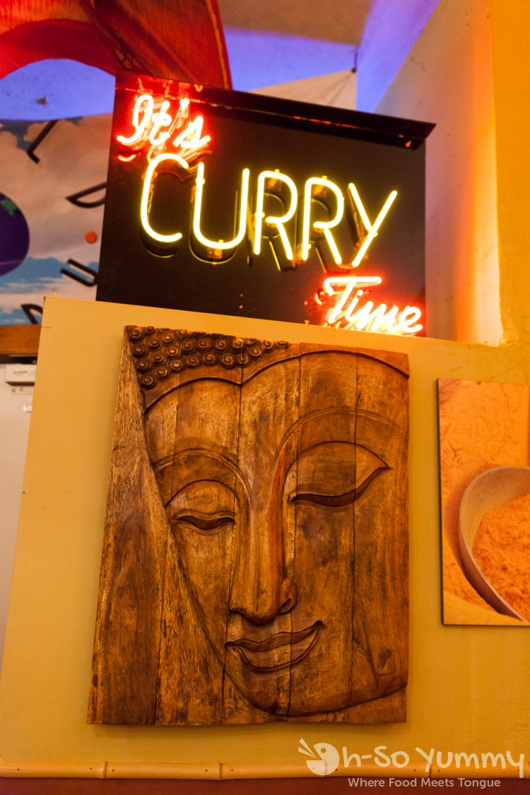 World Curry in Pacific Beach