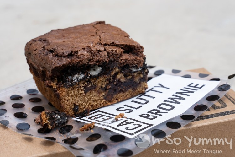 Slutty Brownie from CAKED
