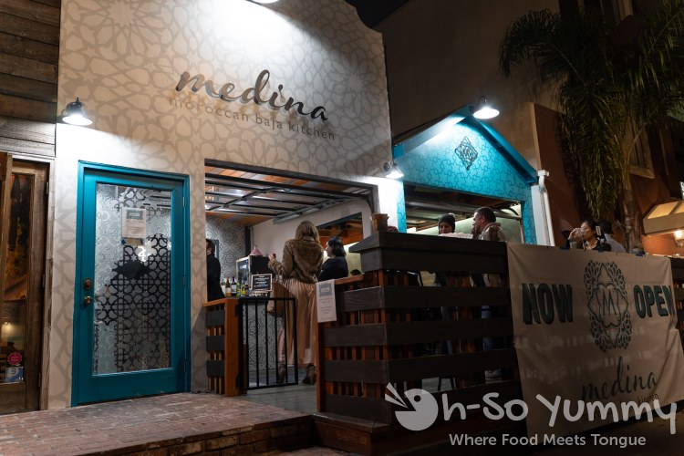 Medina Moroccan Baja Kitchen in San Diego