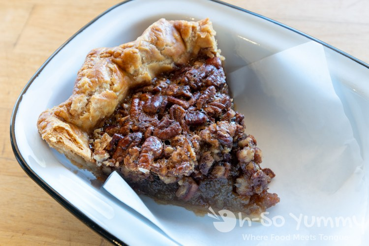 Bourbon Pecan Pie at Pop Pie Co. in San Diego