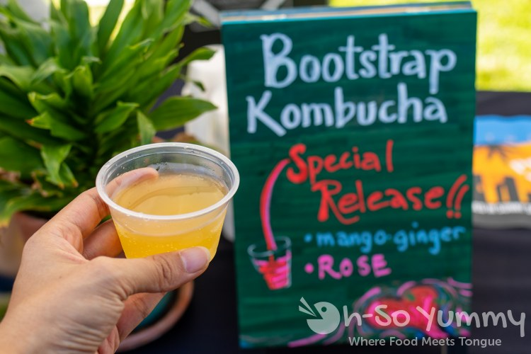 Bootstrap Kombucha at San Diego Reader Brunch and Booze