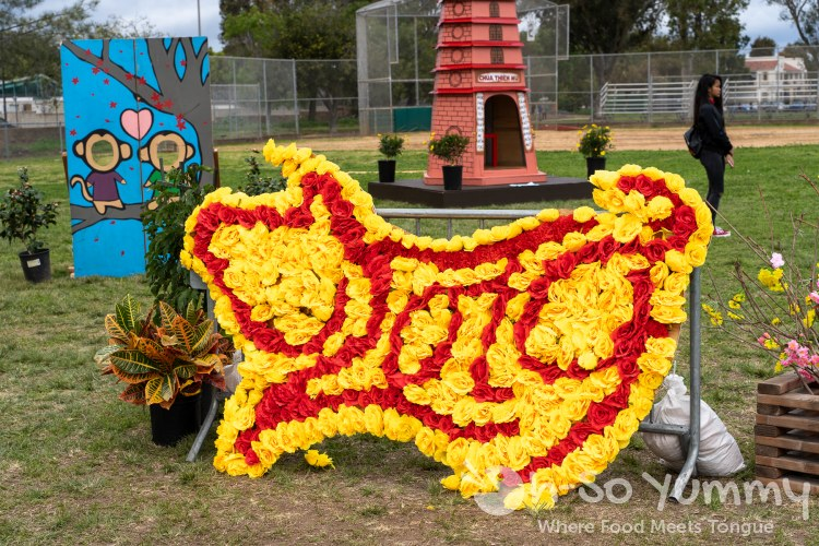 Year of the Pig at Tet Festival Mira Mesa